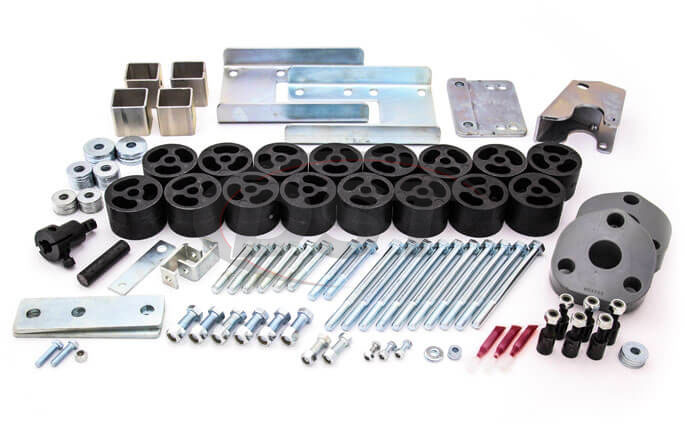 17-18 dodge ram 1500 4 inch lift kit