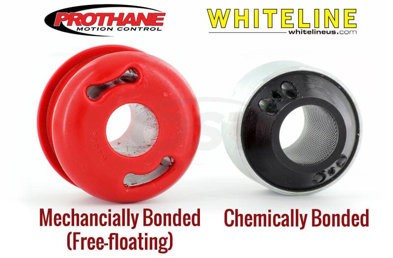 Prothane vs Whiteline bonded