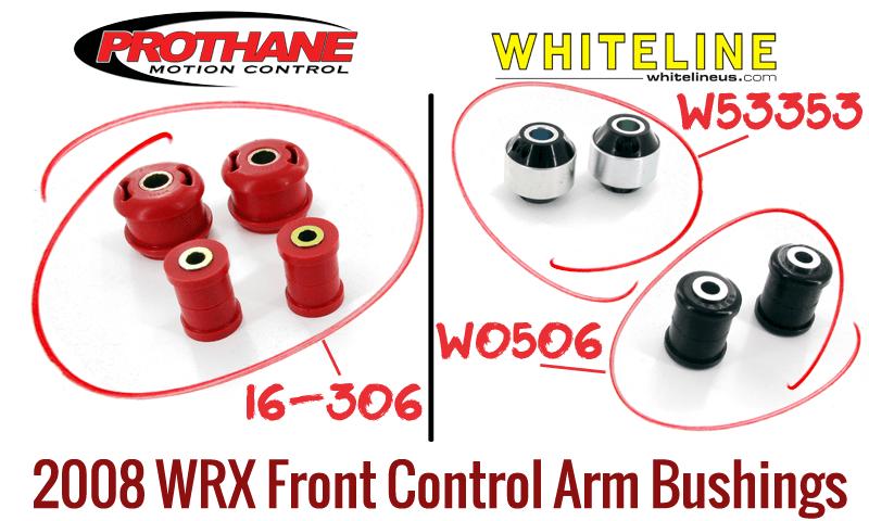 prothane vs whiteline market