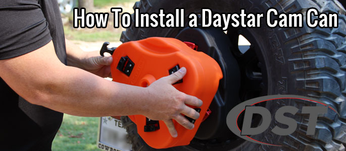 How to install a Daystar Cam-Can