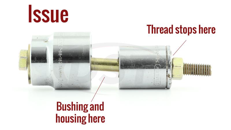 Install Bushing Socket