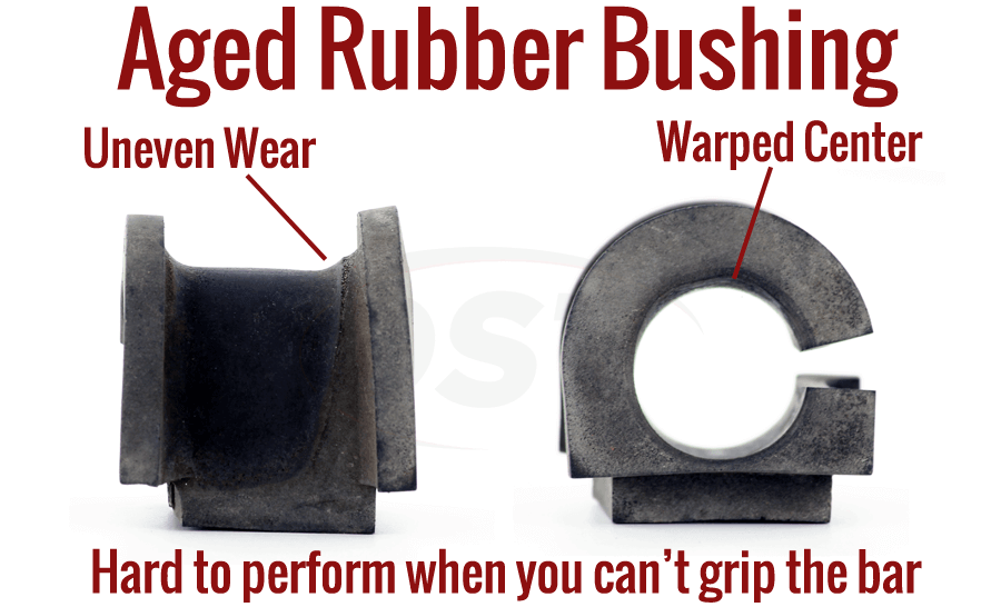 Rubber Vs Polyurethane Performance