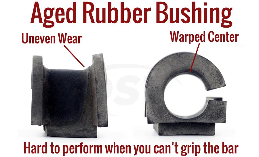 Rubber Vs Polyurethane Performance