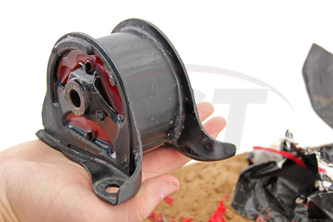 Do It Yourself Liquid Urethane Motor Mount Replacement After3