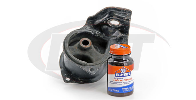 Do It Yourself Liquid Urethane Motor Mount Replacement Cement