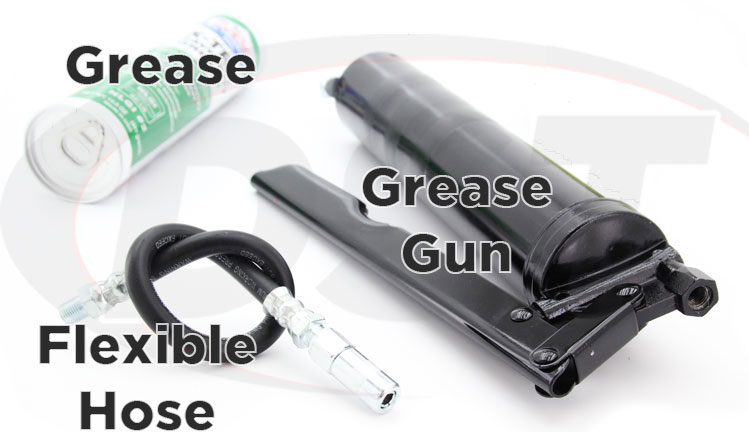 grease gun combo kit