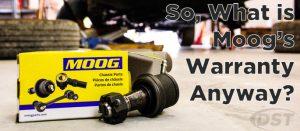 what is moogs warranty