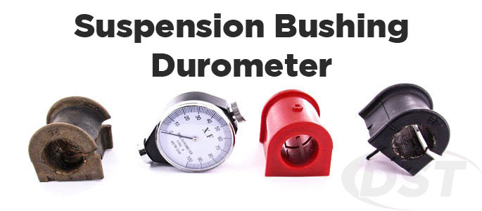 durometer and suspension bushings