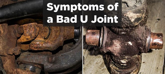 Symptoms of Bad U Joints