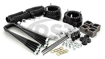 daystar suspension lift kit