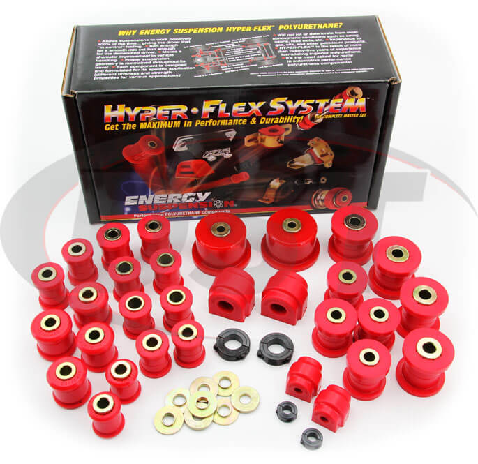 polyurethane bushings kit for mazda miata mx5 2016