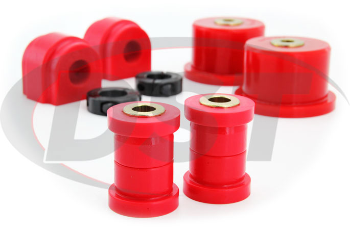 mazda miata 2016 rear suspension bushings set
