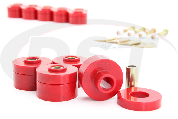polyurethane body mount bushings jeep wagoneer
