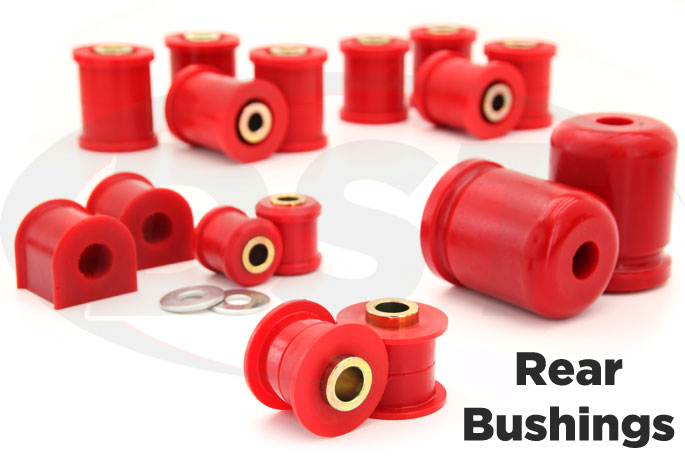 07-17 jeep jk polyurethane rear suspension bushings