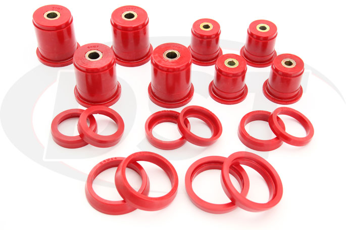 97-06 wrangler tj front control arm bushings