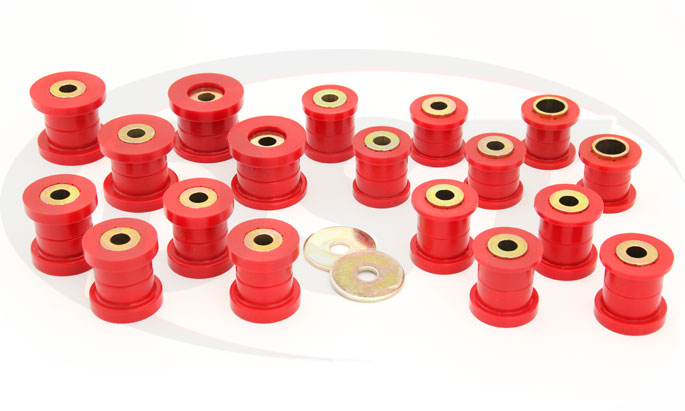 rear control arm bushings 03-09 nissian 350z