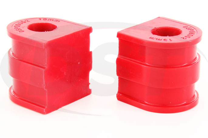 19mm polyurethane rear sway bar bushings for vw and audi