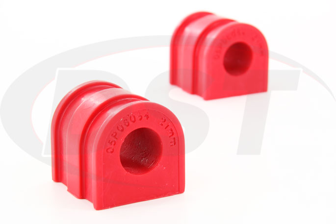 21mm polyurethane rear sway bar bushings