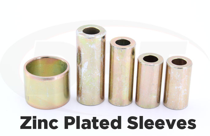 zinc-plated sleeves