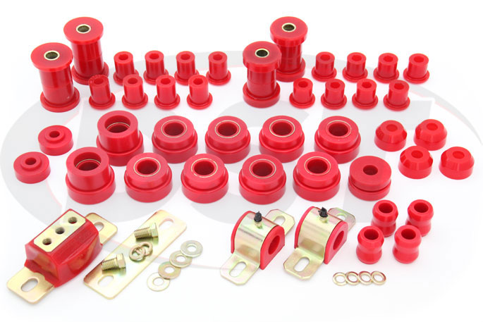 80-86 jeep cj7 complete bushing replacement kit