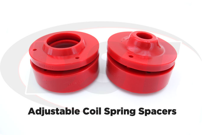 2.18111 coil spring spacers