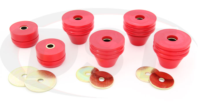 1967-1972 chevy c10 body mount bushings