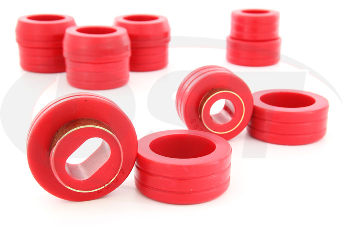 1991-2004 gmc sonoma polyurethane body mount bushings