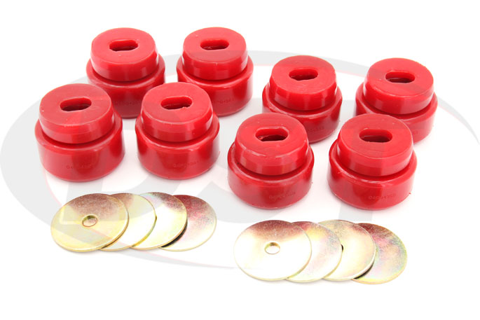 body mount bushings for silverado and sierra