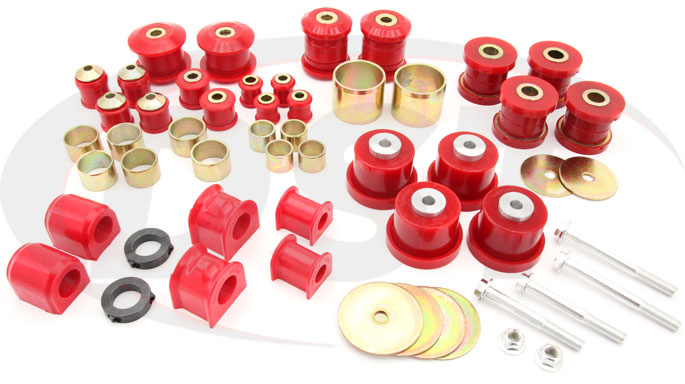 15-16 mustang polyuerthane bushing replacement kit