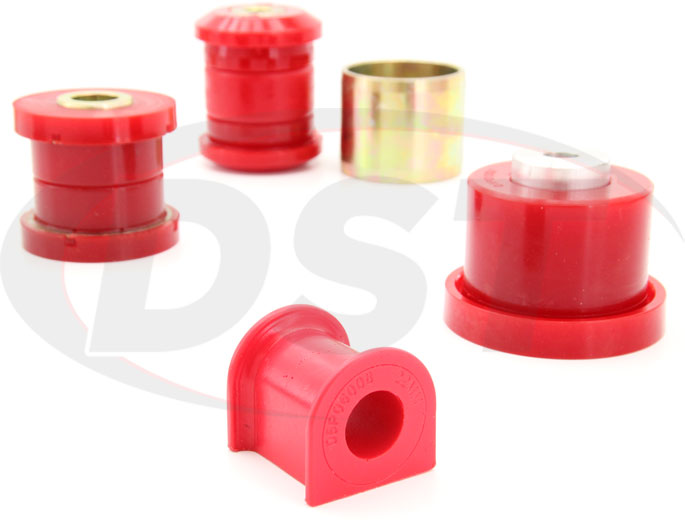 15-16 mustang polyurethane rear suspension bushings