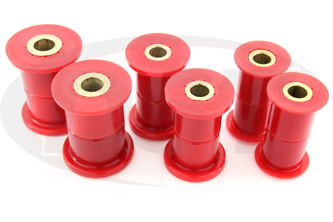 99-04 f250 super duty front leaf spring bushings
