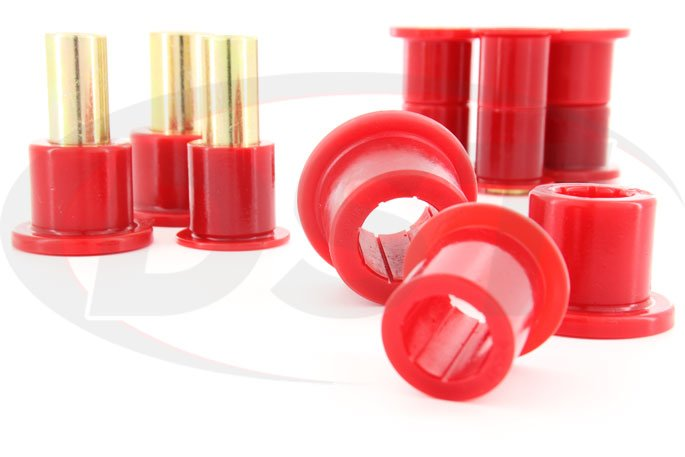 polyurethane front leaf spring bushings f250 f350 super duty