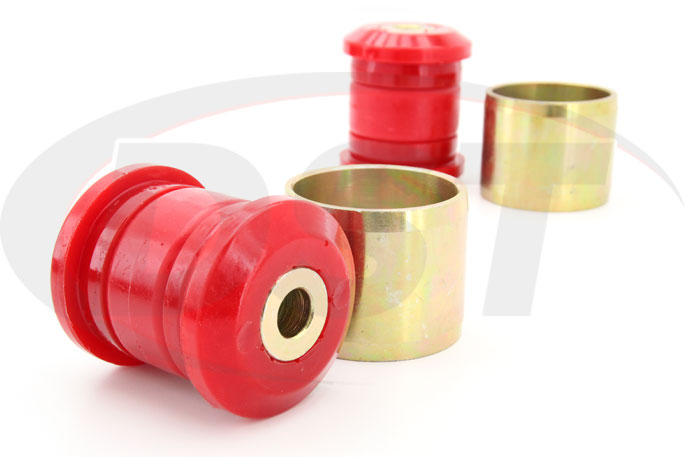 polyurethane front control arm bushings