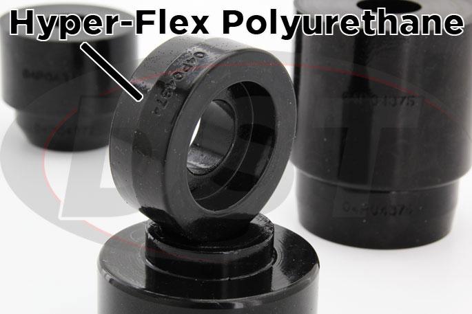 polyurethane body mount bushings