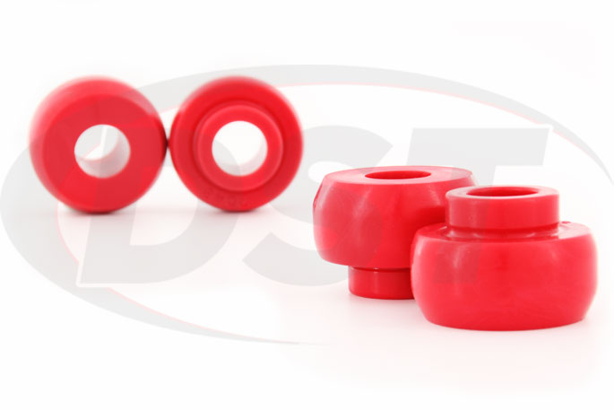 polyurethane front strut rod bushings for ford vans