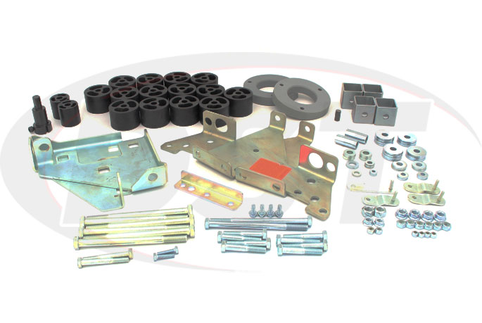 4002101 chevy silverado Kevlar lift kit