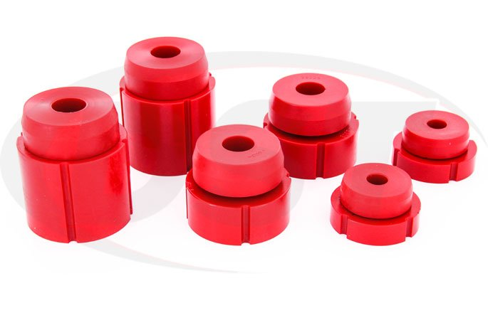 ford f series body mount bushings 80-96