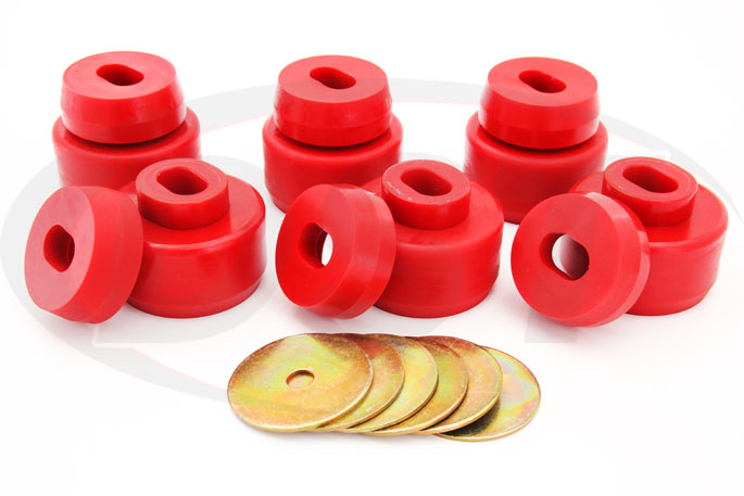 2010-2012 silverado body mount bushings
