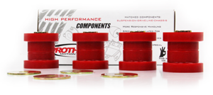 Prothane Kit 7-2047 Differential Mount Bushings