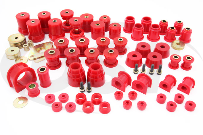 8 18116 Complete Suspension Bushing Kit Toyota 4runner