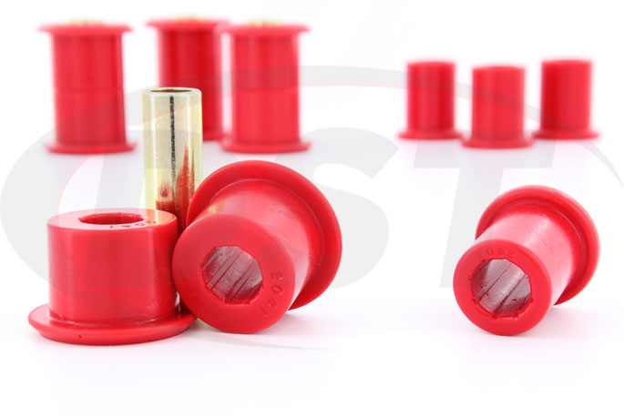 energy suspension rear leaf spring bushings for tacoma