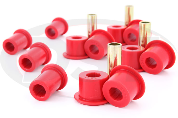 polyurethane rear leaf spring bushings for tacoma