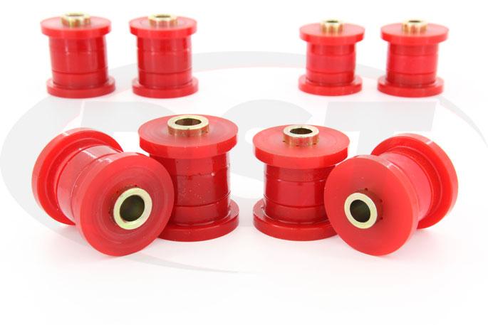 energy suspension polyurethane rear control arm bushings