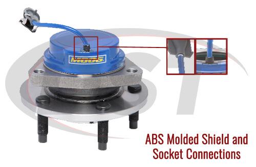 Moog wheel hub assemblies 2