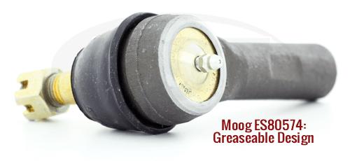 Moog Problem Solver Bulletins: ES80574 Tie Rod Ends