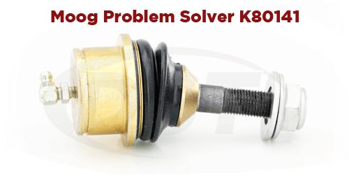 Moog Problem Solver Bulletins: K80141