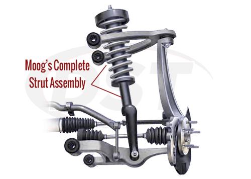 Moog Complete Strut Assemblies