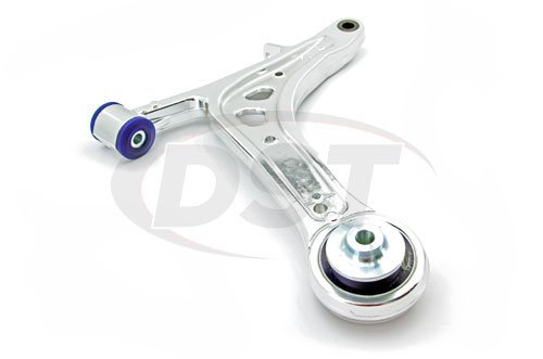 superpro lightweight front control arm replacement for subaru