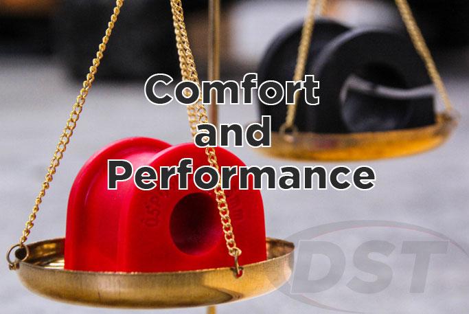 balance comfort and performance