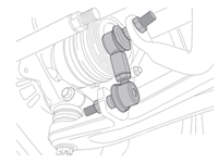 Whiteline Swaybar Endlinks Diagram